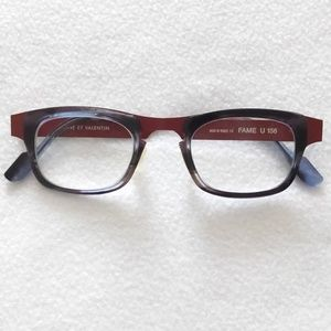 Anne et Valentin Unisex Eyeglasses Fame U156